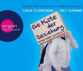 Husmann, Kiste der Beziehung, 4 CDs