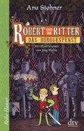 Robert und die Ritter, Das Burggespenst
