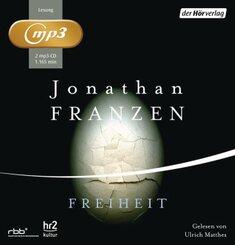 Freiheit, 2 MP3-CDs
