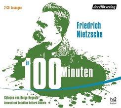 Nietzsche in 100 Minuten, 2 Audio-CDs