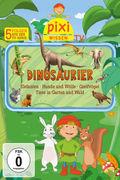 Pixi Wissen TV - Dinosaurier, 1 DVD