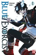 Blue Exorcist - Bd.1