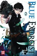 Blue Exorcist - Bd.2