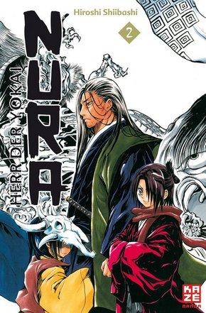Nura - Herr der Yokai - Bd.2