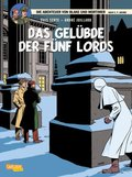 Die Abenteuer von Blake und Mortimer - Das Gelübde der fünf Lords