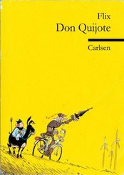 Don Quijote, Graphic Novel