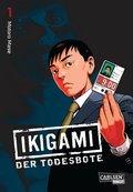 Ikigami - Der Todesbote - Bd.1