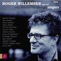 Roger Willemsen legt auf - Singers, 1 Audio-CD