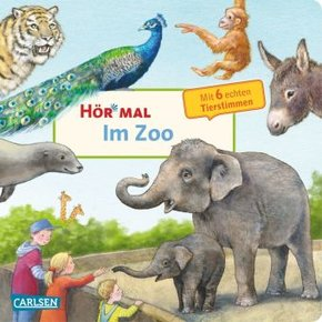 Hör mal - Im Zoo, m. Tonmodul