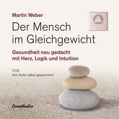 Der Mensch im Gleichgewicht, 7 Audio-CDs