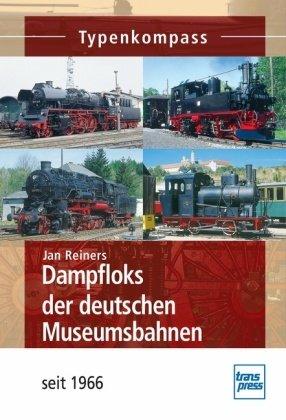 Dampfloks der deutschen Museumsbahnen