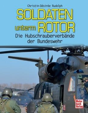 Soldaten unterm Rotor