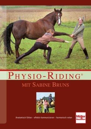 Physio-Riding mit Sabine Bruns; .