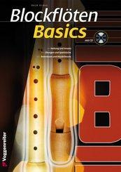 Blockflöten Basics, m. Audio-CD