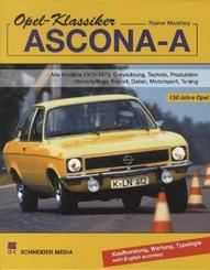 Opel-Klassiker Ascona - A