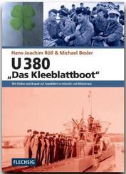 """U 380 """"Das Kleeblattboot"""""""