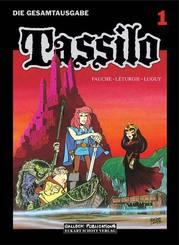 Tassilo Gesamtausgabe - Bd.1