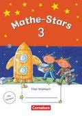 Mathe-Stars: 3. Schuljahr - Übungsheft mit Lösungsheft