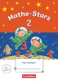 Mathe-Stars: 2. Schuljahr - Übungsheft mit Lösungsheft