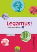 Legamus! - Lateinisches Lesebuch - Ausgabe 2012 - 9. Jahrgangsstufe