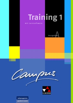 Campus, Ausgabe A: Training mit Lernsoftware, m. CD-ROM; Bd.1