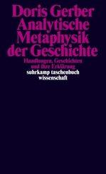 Analytische Metaphysik der Geschichte