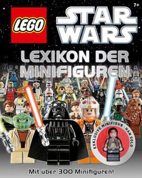 LEGO® Star Wars™ Lexikon der Minifiguren (Mit Minifigur Han Solo)