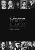 Buchners Kompendium Deutsche Literatur, Kommentar mit CD-ROM