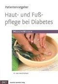 Haut- und Fußpflege bei Diabetes