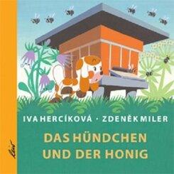 Das Hündchen und der Honig