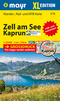 Mayr Karte Zell am See, Kaprun