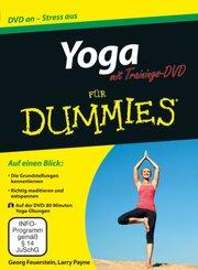 Yoga für Dummies, m. DVD