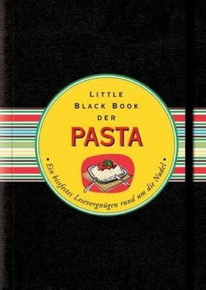 Das Little Black Book der Pasta