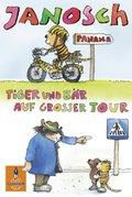 Tiger und Bär auf großer Tour