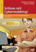 Schluss mit Cybermobbing!, m. DVD