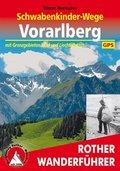 Rother Wanderführer Schwabenkinder-Wege Vorarlberg