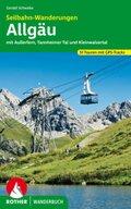 Rother Wanderbuch Seilbahn-Wanderungen Allgäu