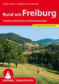 Rother Wanderbuch Rund um Freiburg
