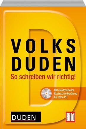 DUDEN + CD-ROM - Volksduden