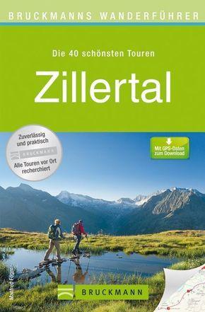 Bruckmanns Wanderführer Zillertal