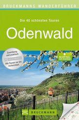 Bruckmanns Wanderführer Odenwald