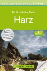 Bruckmanns Wanderführer Harz