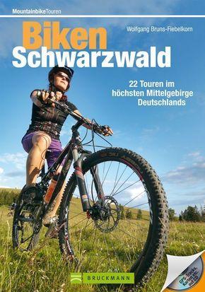 Biken Schwarzwald, m. CD-ROM