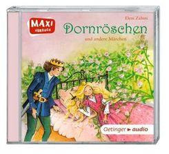 Dornröschen und andere Märchen, 1 Audio-CD
