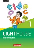 English G Lighthouse, Allgemeine Ausgabe: 5. Schuljahr - Wordmaster mit Lösungen; 1