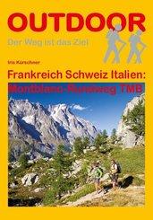 Frankreich, Schweiz, Italien: Montblanc-Rundweg TMB