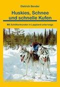 Huskies, Schnee und schnelle Kufen