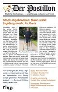 Der Postillon - Stock abgebrochen: Mann walkt tagelang nordic im Kreis