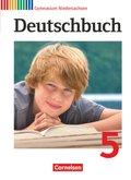Deutschbuch, Gymnasium Niedersachsen: 5. Schuljahr, Schülerbuch