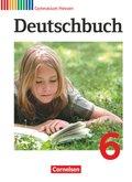 Deutschbuch, Gymnasium Hessen: 6. Schuljahr, Schülerbuch